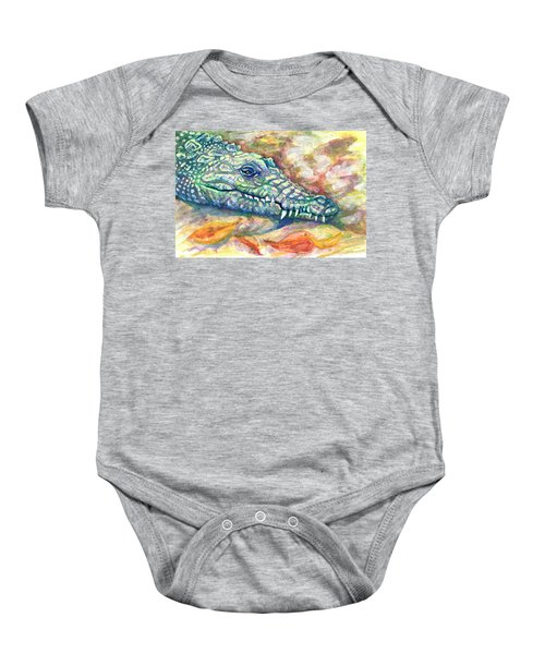 Snaggletooth Baby Onesie