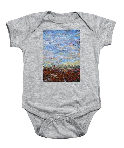 Soil Turmoil Baby Onesie