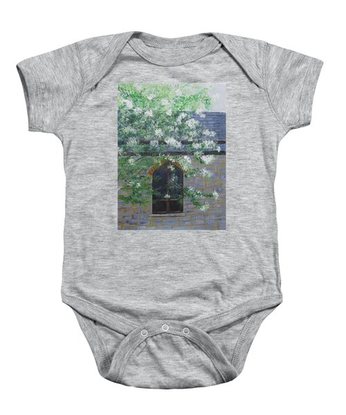 Spring At Grace Church Baby Onesie