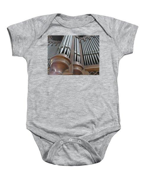 St Augustin Organ Baby Onesie
