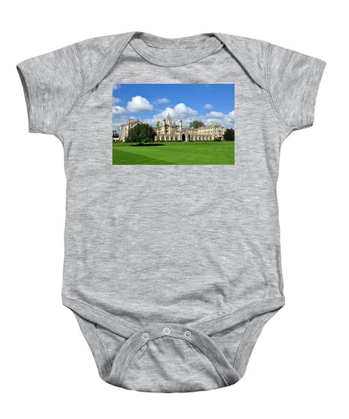 St. John's College Cambridge Baby Onesie