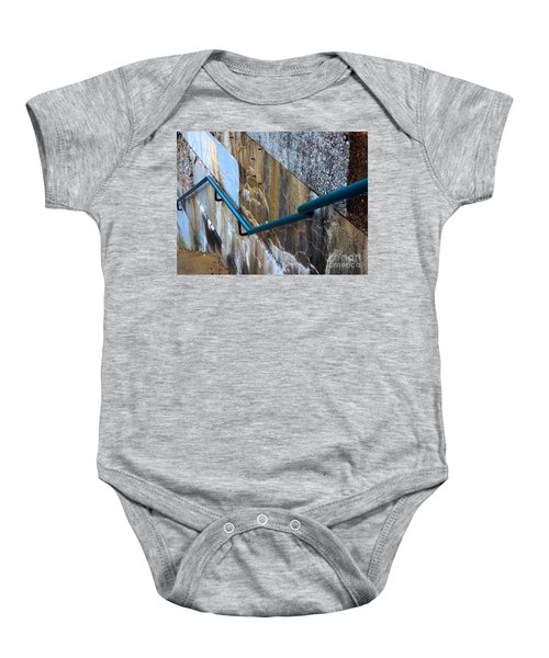 Stepping Outside The Lines Baby Onesie
