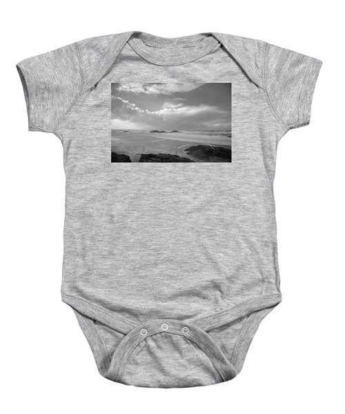 Storm Approaching Baby Onesie