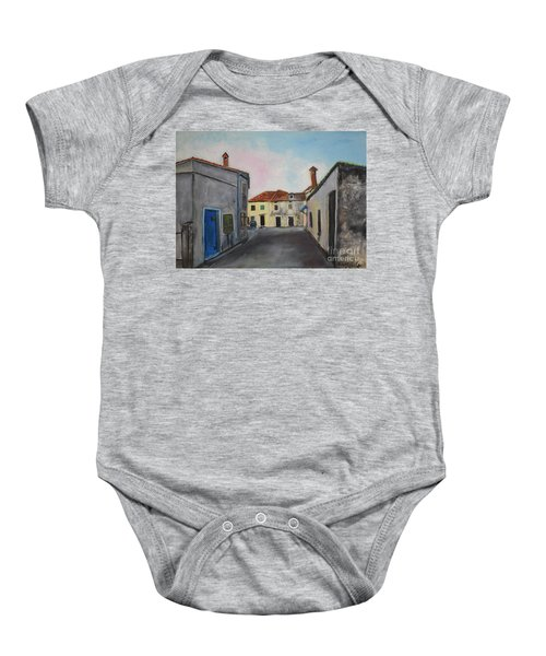 Street View From Kavran Baby Onesie