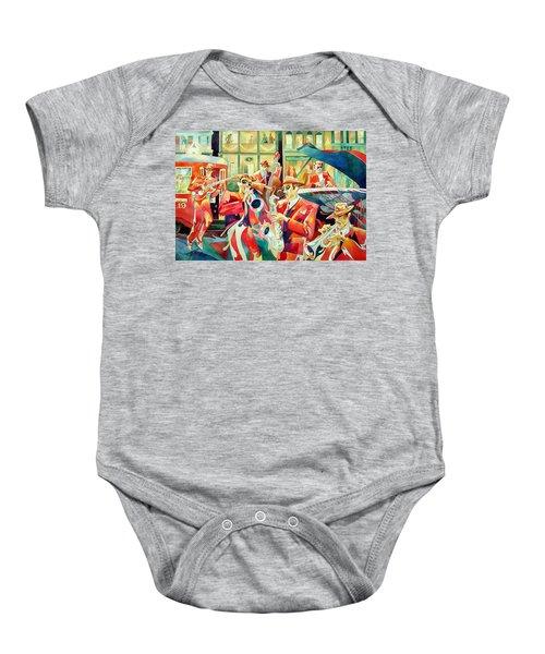 Streetcar 19 Baby Onesie