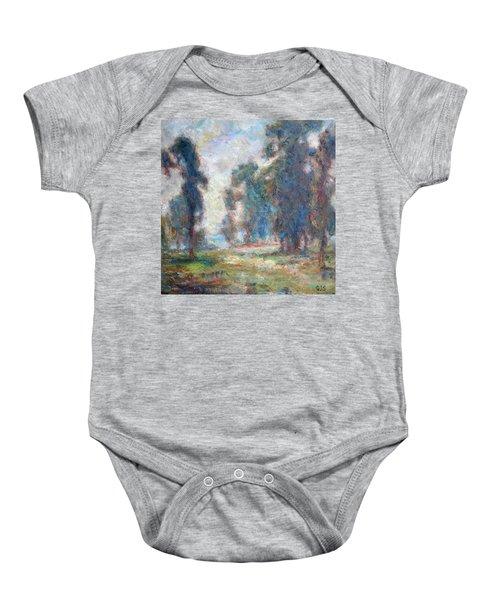 Study Of An Impressionist Master Baby Onesie