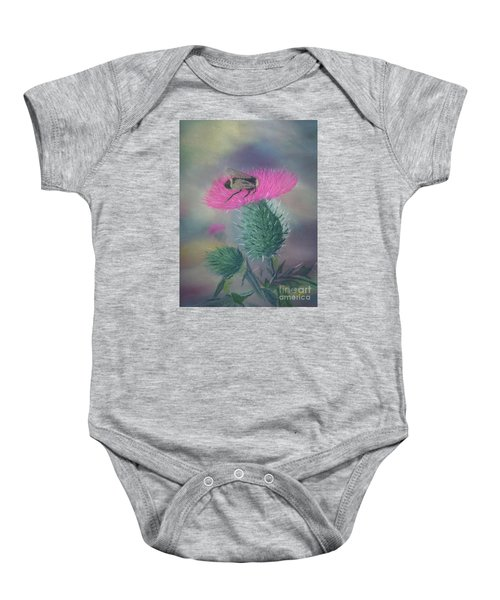 Sweet And Prickly Baby Onesie