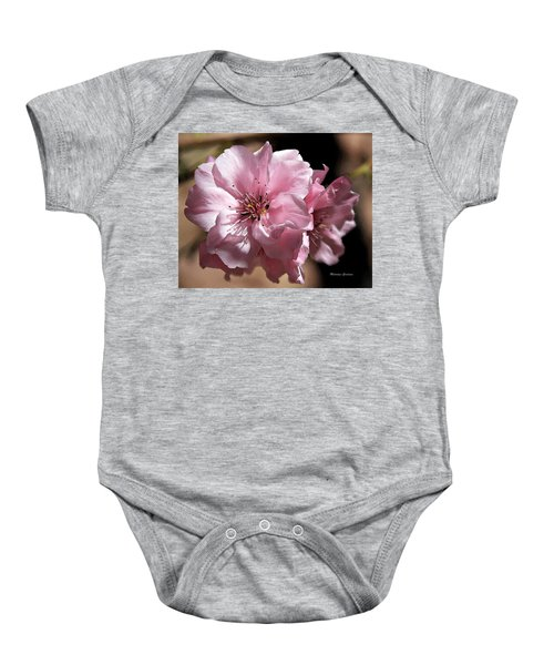 Sweet Blossoms Baby Onesie
