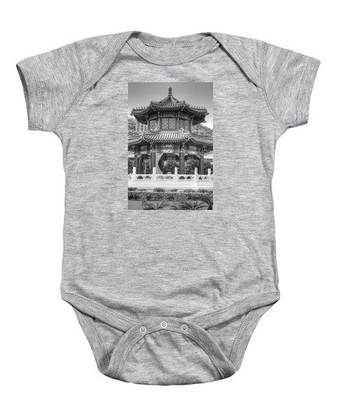 Taiwan Gazebo Baby Onesie