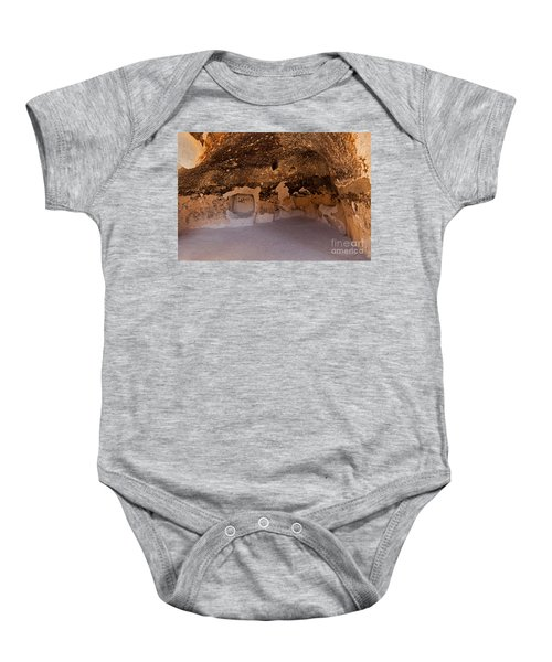 Talus Housefront Room Bandelier National Monument Baby Onesie