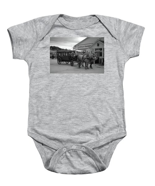 Taxi 10416 Baby Onesie