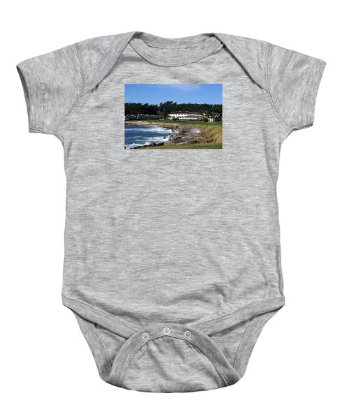The 18th At Pebble Beach Baby Onesie