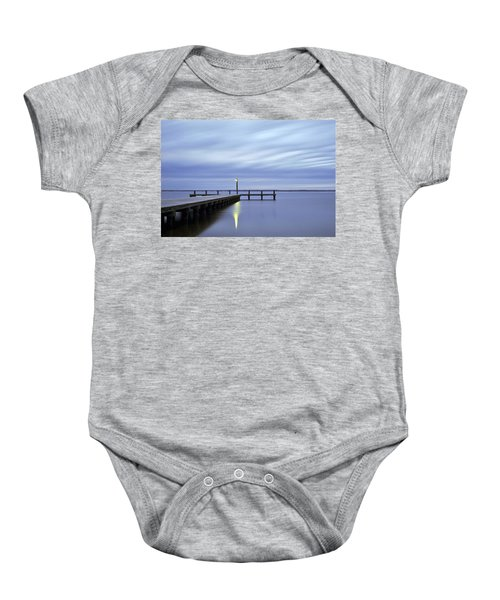 The Blues Lavallette New Jersey Baby Onesie