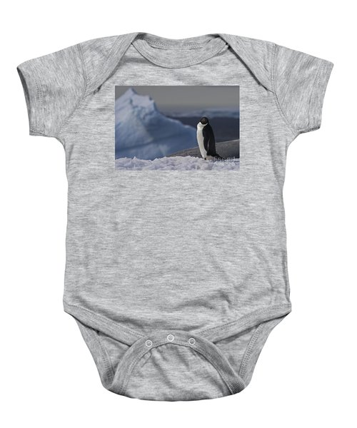The Coldest Place On Earth... Baby Onesie