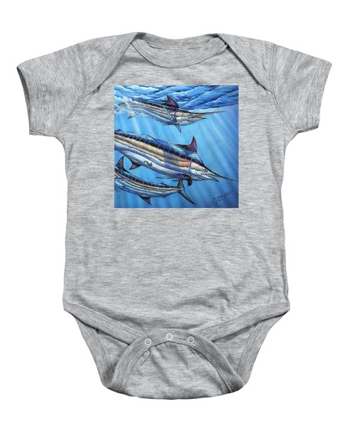 The Courtship Baby Onesie