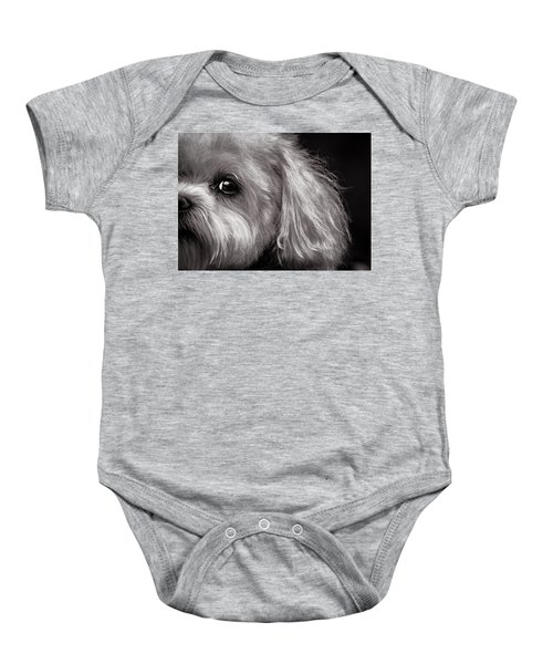 The Dog Next Door Baby Onesie
