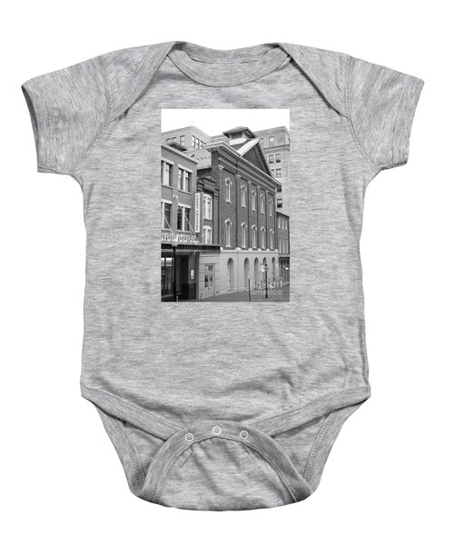 The Ford Theater  Baby Onesie