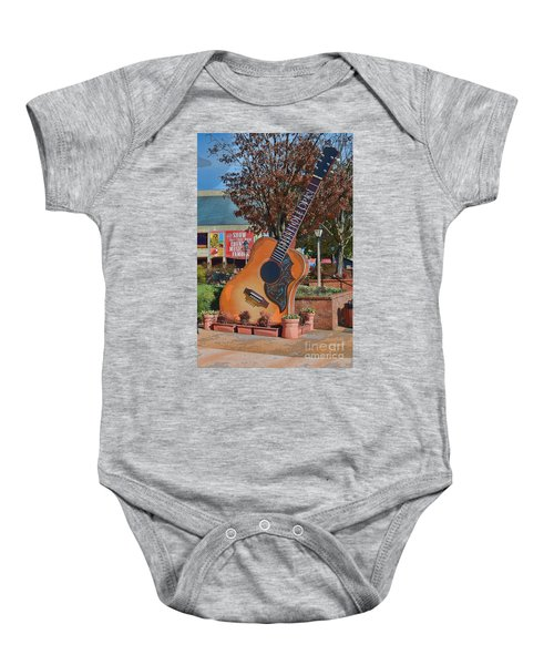 The Grand Ole Opry Baby Onesie