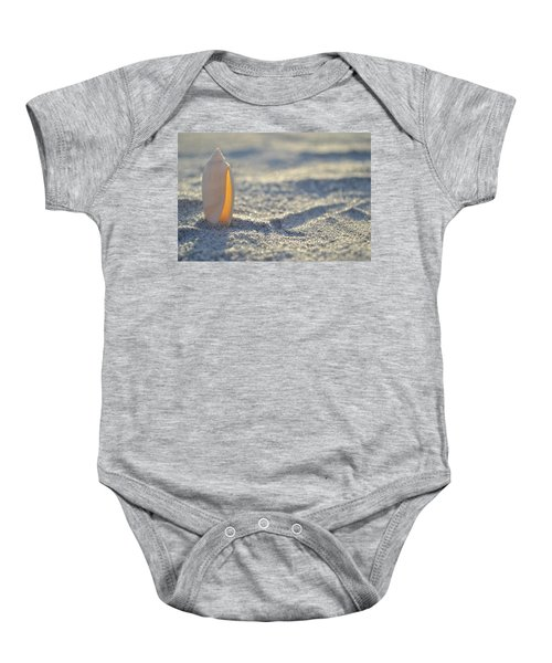 The Lettered Olive Baby Onesie