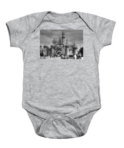 The Magic Kingdom Baby Onesie