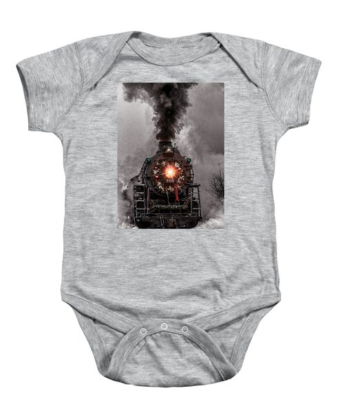 The Mighty 700 Baby Onesie
