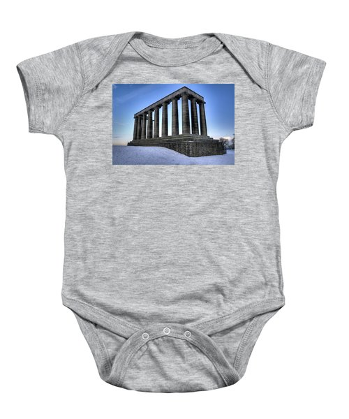 The National Monument Baby Onesie