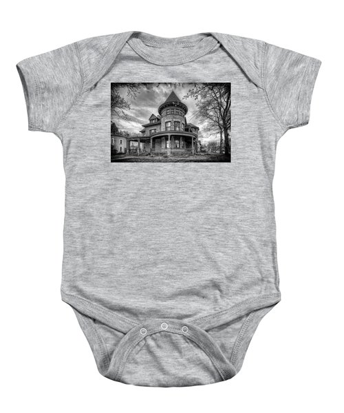 The Old House 2 Baby Onesie