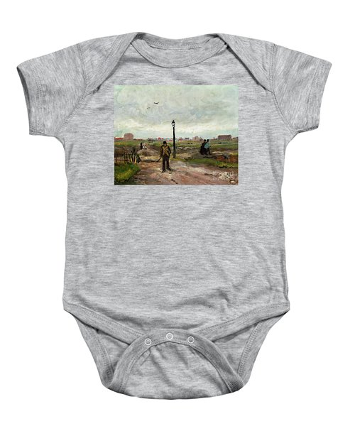 The Outskirts Of Paris Baby Onesie