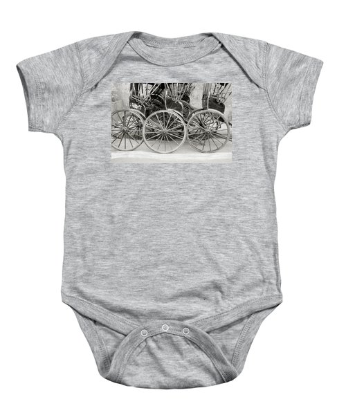 The Rickshaws Baby Onesie