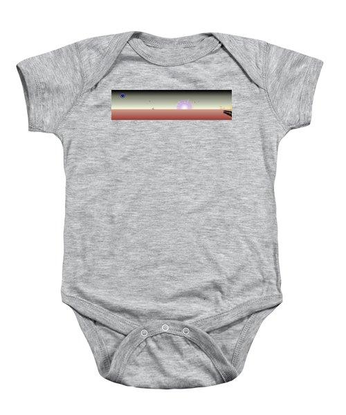 The Rising Baby Onesie by Tim Allen