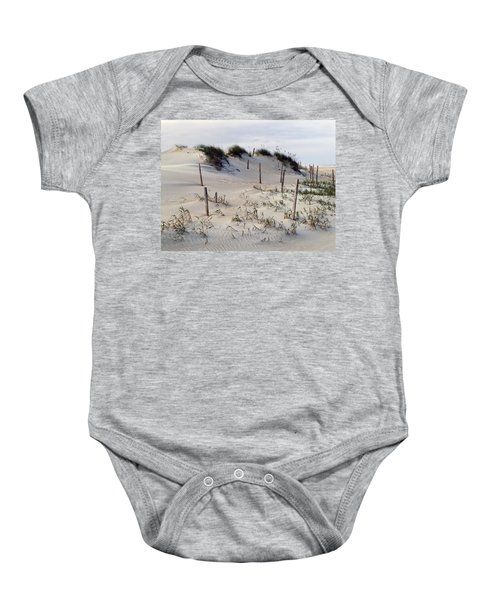 The Sands Of Obx Baby Onesie
