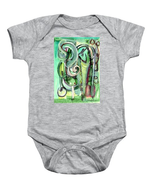 The Song Baby Onesie