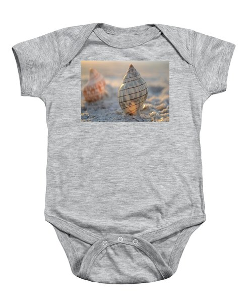 The Voice Of The Sea Baby Onesie