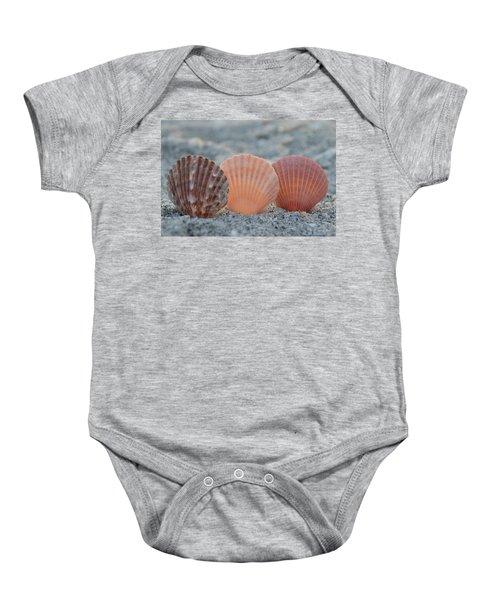 There Comes A Time... Baby Onesie
