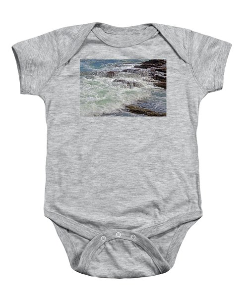 Thunder And Lace Baby Onesie