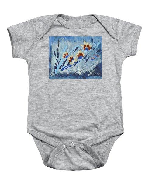 Thunderflowers Baby Onesie