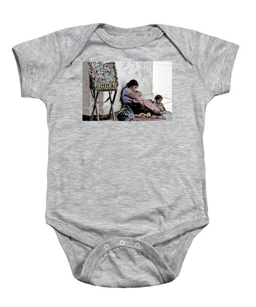 Tired  Baby Onesie