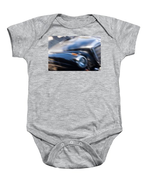 Baby Onesie featuring the photograph To Journey Through Space And Time by Alex Lapidus