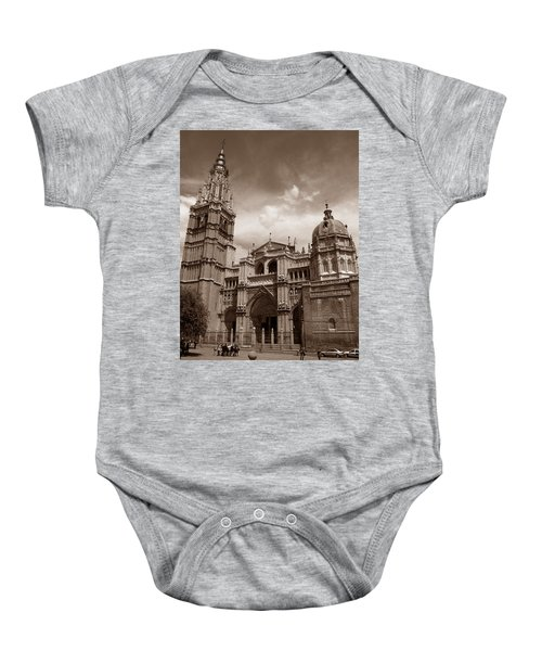 Toledo Cathedral Baby Onesie