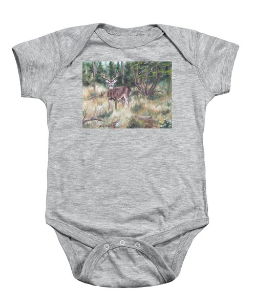 Too Tempting Baby Onesie