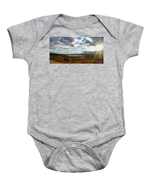 Tundra Burst Baby Onesie