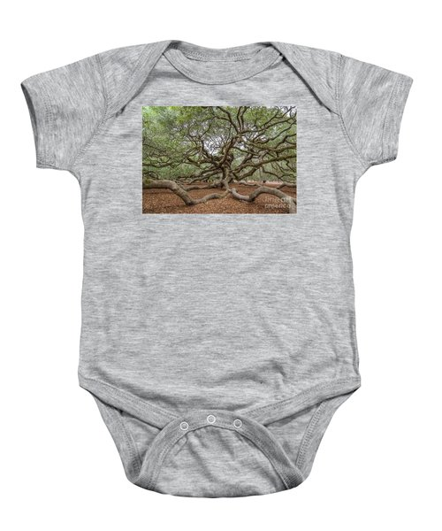 Twisted Limbs Baby Onesie