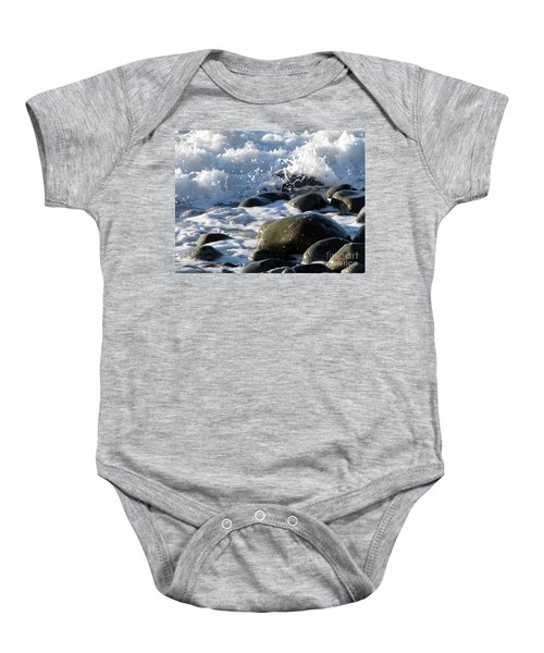 Two Elements Baby Onesie