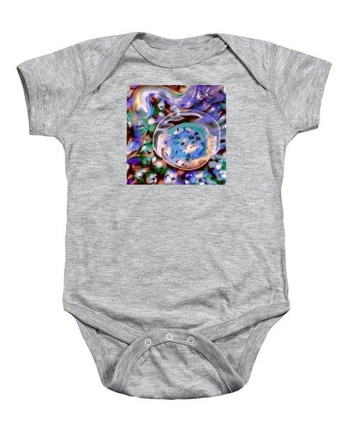 Enigma Defined Baby Onesie