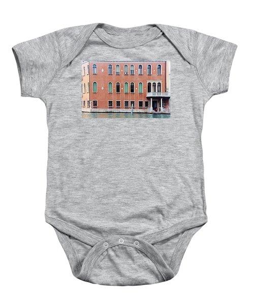Venice Apartment Baby Onesie