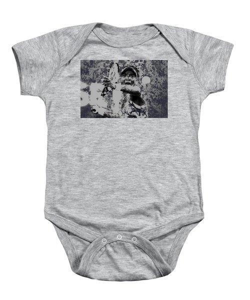 Venus Williams Paint Splatter 2e Baby Onesie