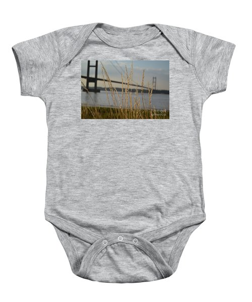 Wasting Time By The Humber Baby Onesie