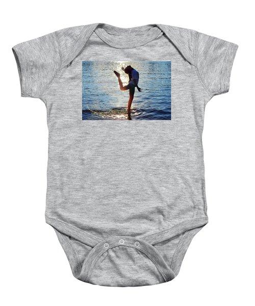 Water Dancer Baby Onesie