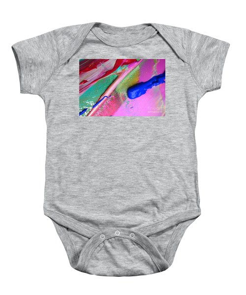 Wet Paint 31 Baby Onesie
