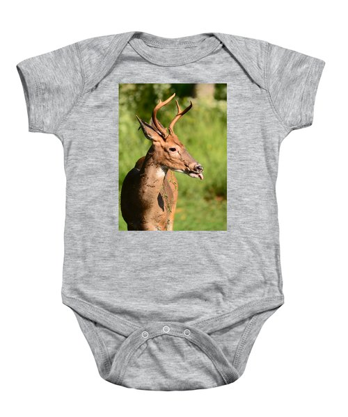 What A Mess Baby Onesie
